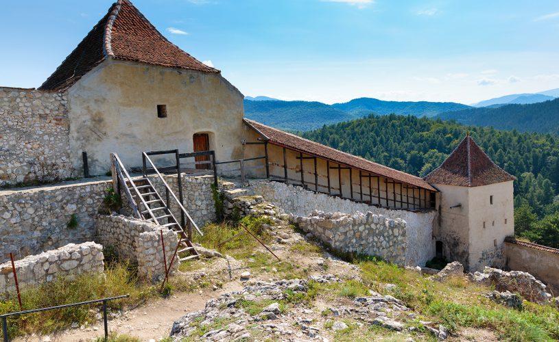 Record de vizitatori la Cetatea Rasnov.