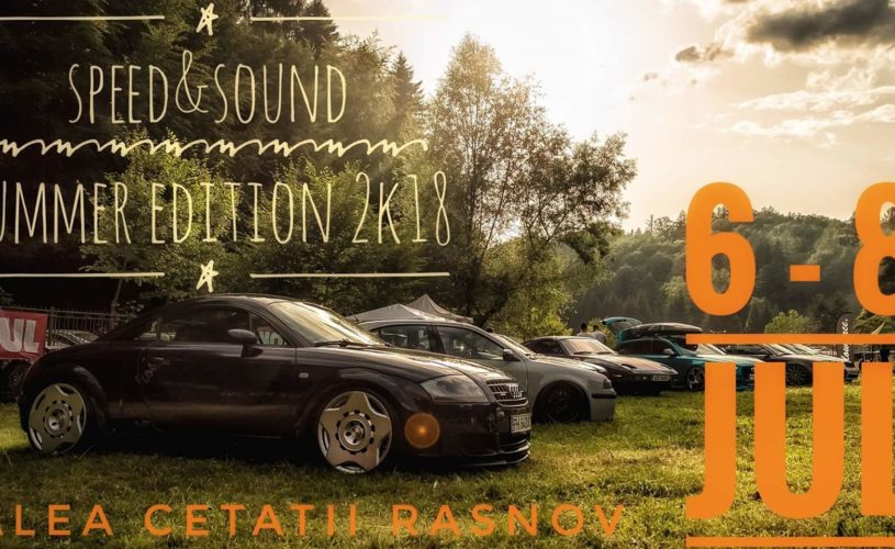 Speed and Sound Festival 2018