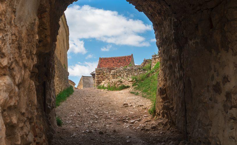 Cetatea Rasnov isi va recapata forma de odinioara